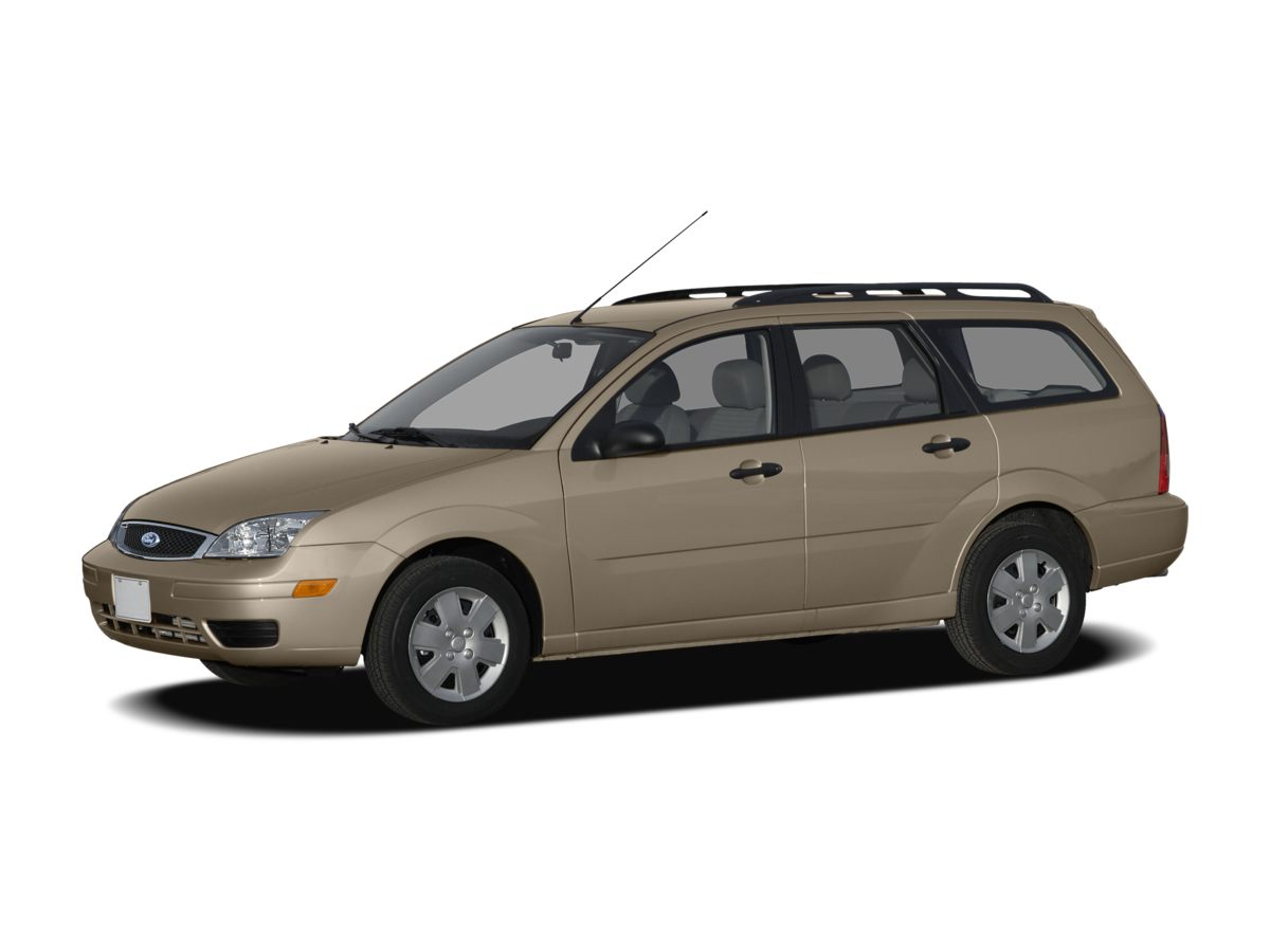 Used 2007 Ford Focus #P9268A | Champion Chevrolet of Howell