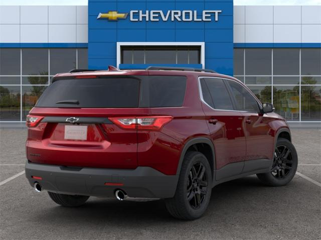 New 2020 Chevrolet Traverse LT