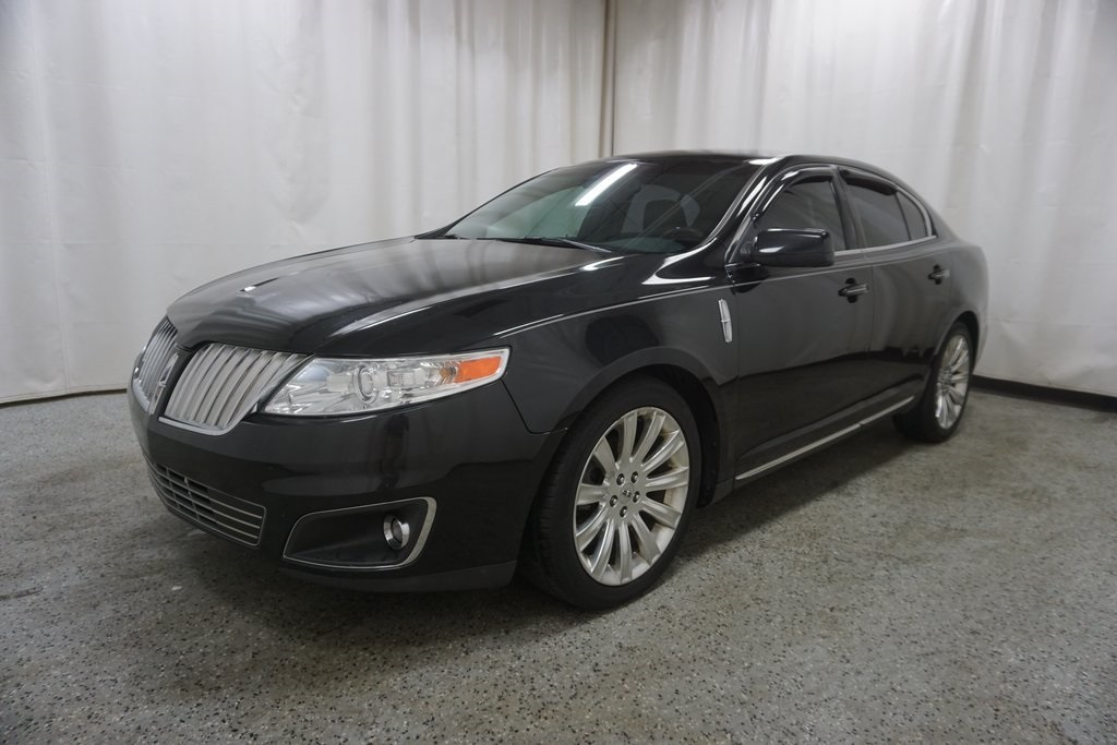 Pre-Owned 2010 Lincoln MKS EcoBoost