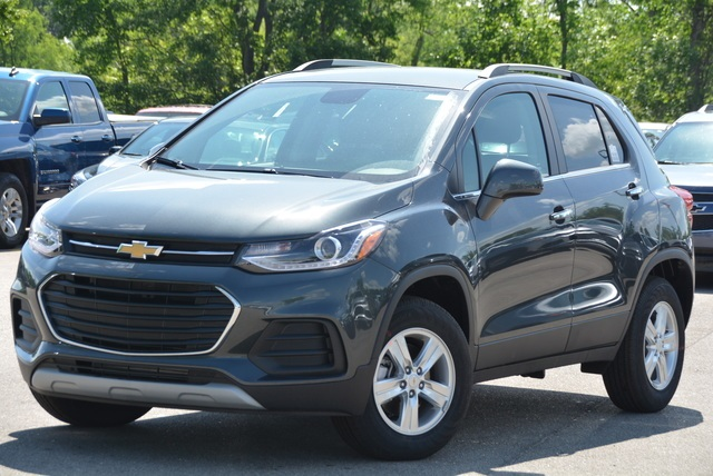 New 2018 Chevrolet Trax 25370 Champion Chevrolet Of Howell