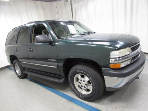 Captivating Pre Owned 2002 Chevrolet Tahoe LS