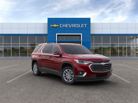 New 2019 Chevrolet Traverse LT