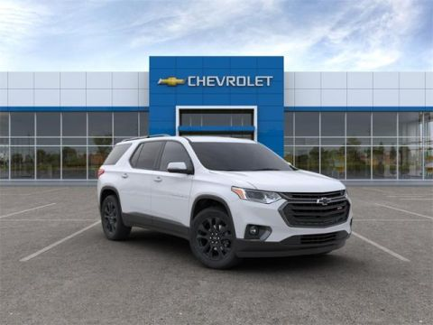 New 2020 Chevrolet Traverse RS
