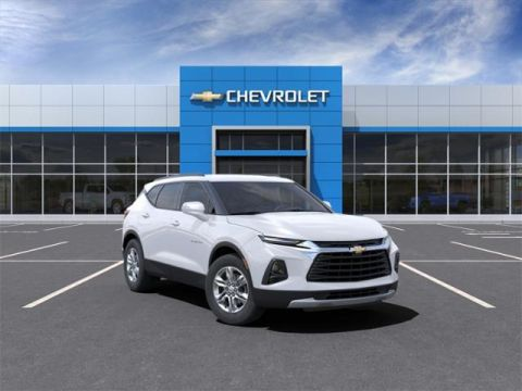 New 2021 Chevrolet Blazer LT